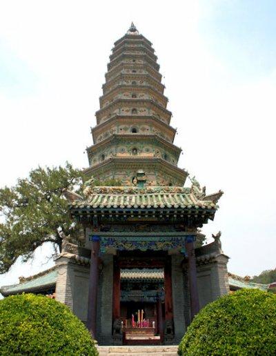 hongtong_guangsheng temple