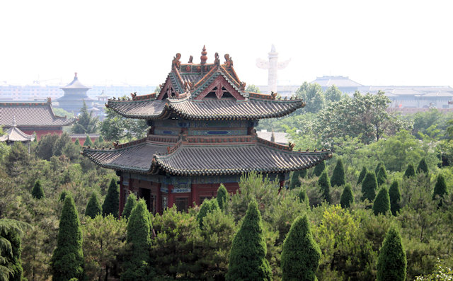 linfen_yao temple
