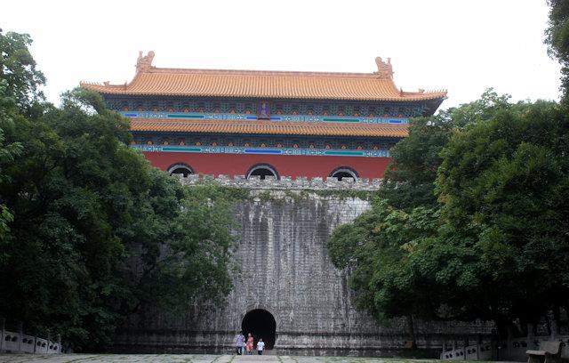 nanjing_ming xiaoling tomb