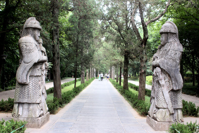nanjing_ming xiaoling tomb_spirit way_2