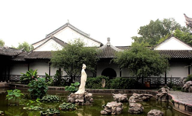 nanjing_mochou lake park