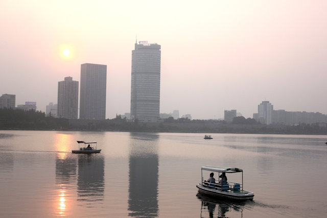 nanjing_xuanwu lake park