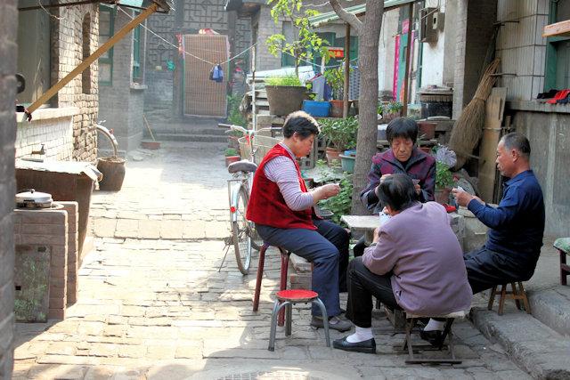 pingyao_street scene