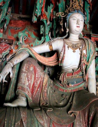 qiaotou_shuanglin temple_2
