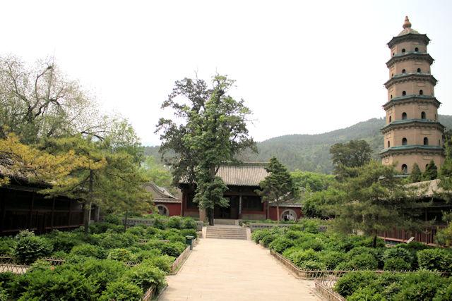taiyuan_jinci ancestral temple