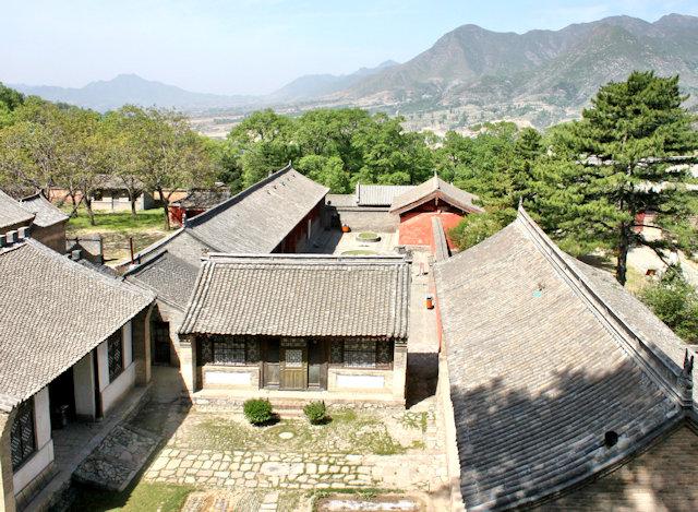 wutai_foguang temple