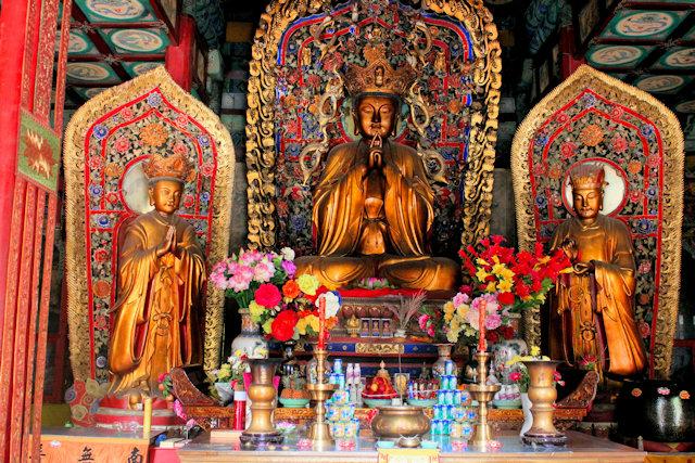 wutaishan_bishan temple_2