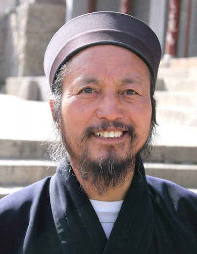 wutaishan_taoist priest