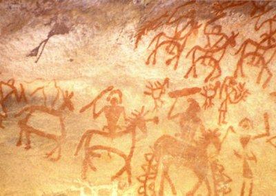 bhimbetka_cave painting_2