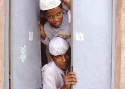 bhopal_muslim students
