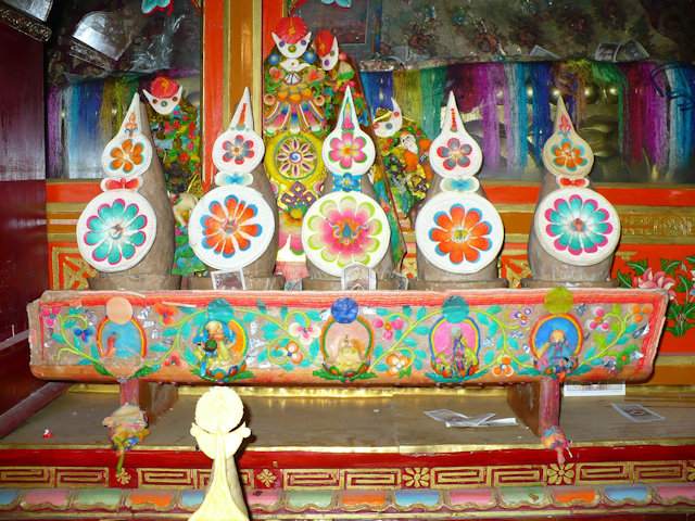 ganden_monastery_butter sculpture
