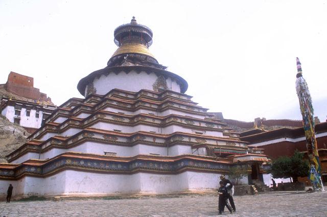 gyantse_kumbum stupa