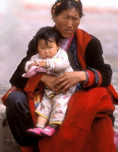 gyantse_mother and infant