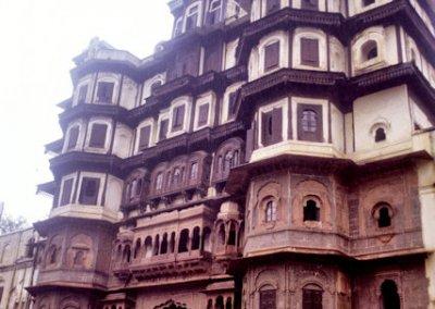 indore_rajwada palace