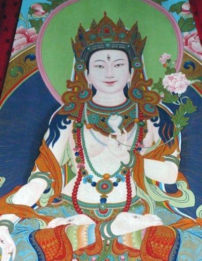 lhasa_drepung monastery_thangka