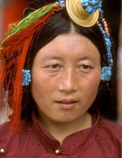 lhasa_kham woman
