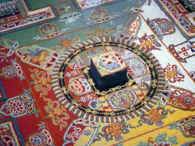 lhasa_sera monastery_sand mandala