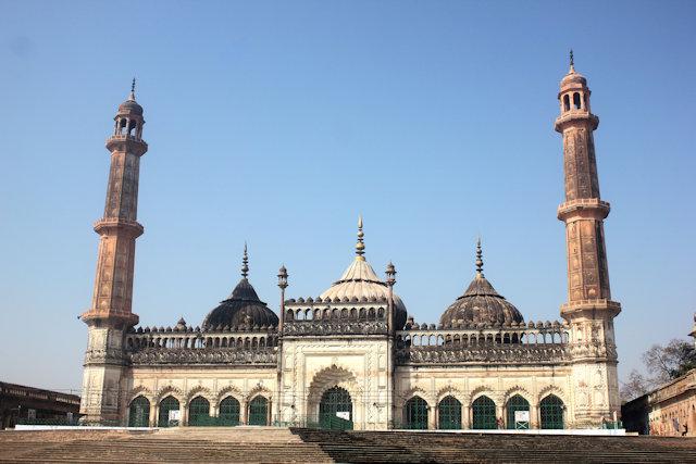 lucknow_bara imambara complex_asafi mosque_2