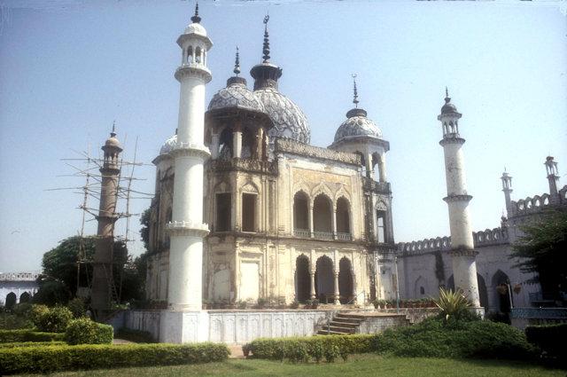 lucknow_chhota imambara_mosque