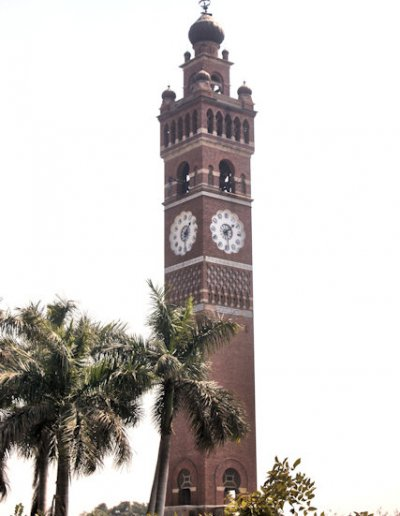 lucknow_hussainabad clocktower