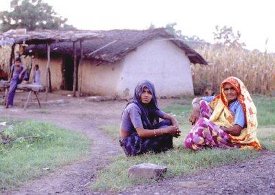 madhya pradesh_rural family