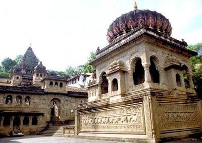 maheshwar_ahilyeshwar temple