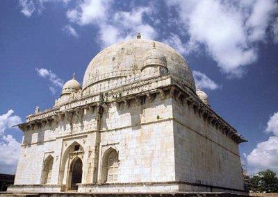 mandu_hoshang shah's tomb