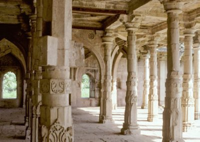 mandu_mosque of dilawar khan