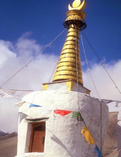 rongbuk_stupa