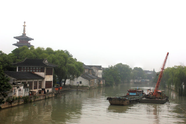 suzhou_cold mountain temple complex_grand canal scene