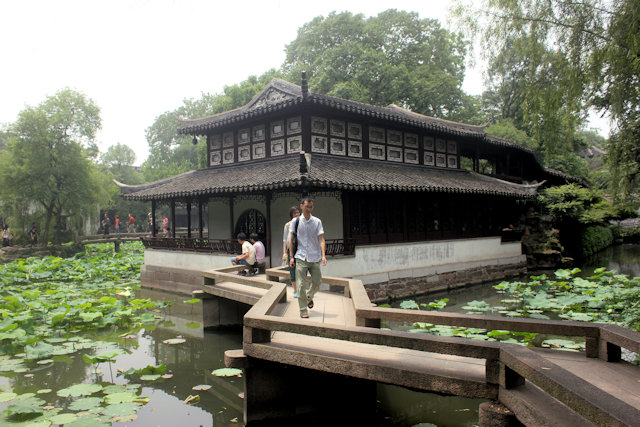suzhou_humble administrator's garden