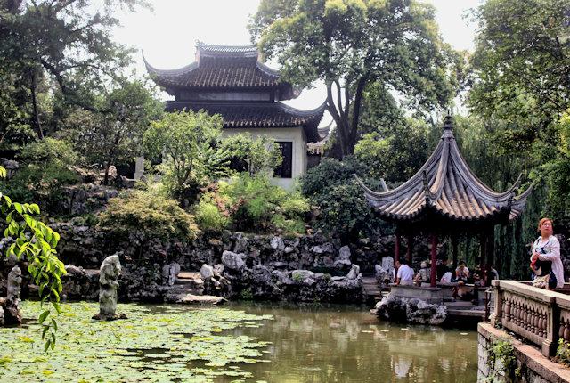 suzhou_lion's grove garden