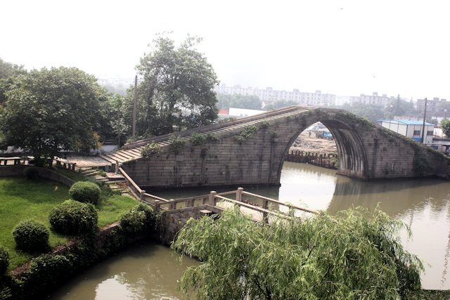 suzhou_pan men complex_wumen bridge