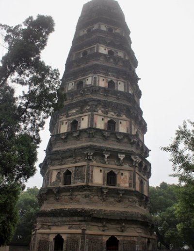 suzhou_tiger hill_cloud rock pagoda