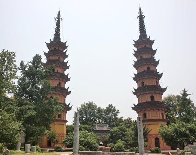 suzhou_twin pagodas