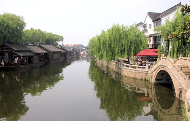 tongli_canal scene