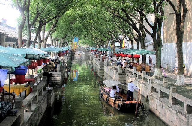 tongli_canal scene_2