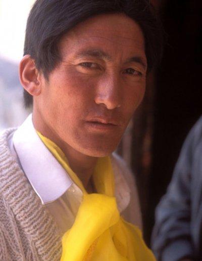 tsedang_tibetan man