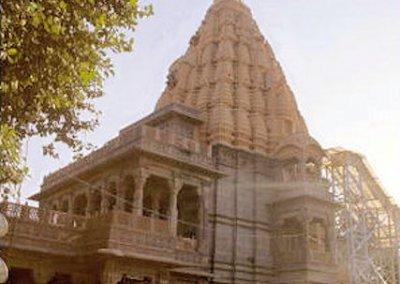ujjain_mahakaleshwar temple