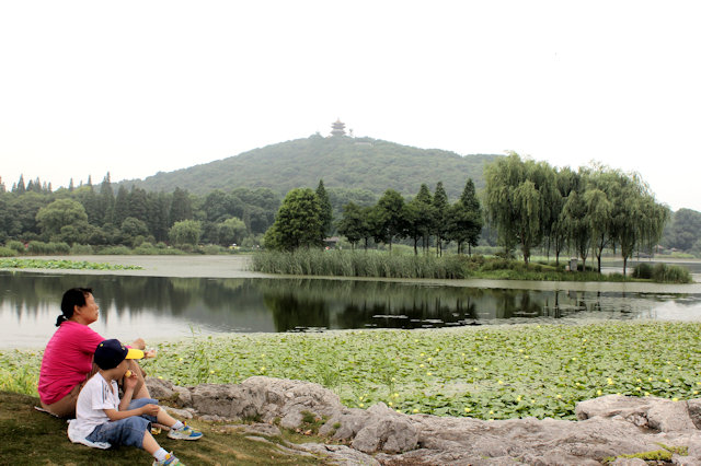 wuxi_lake taihu scenic area