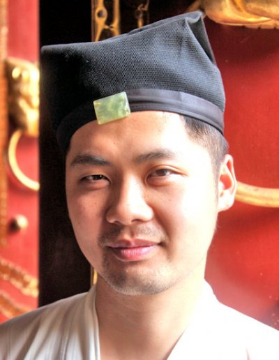 wuxi_taoist monk