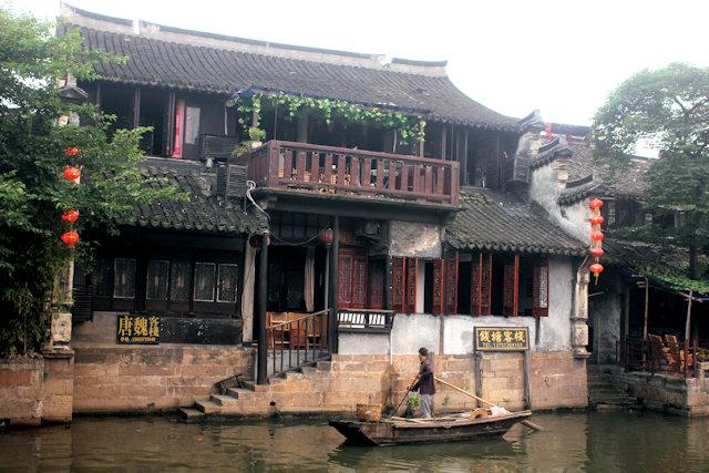 xitang_canal scene