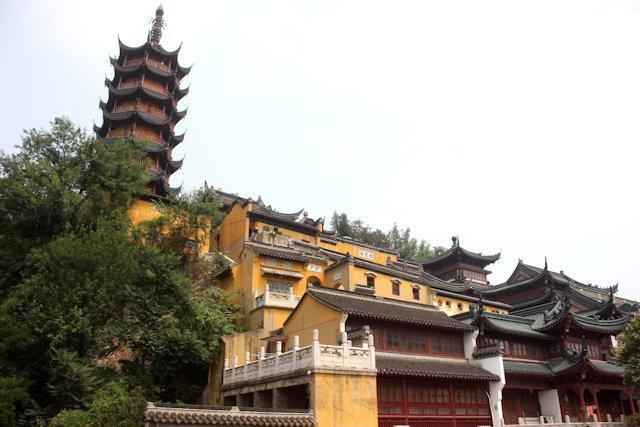zhenjiang_jin shan temple complex