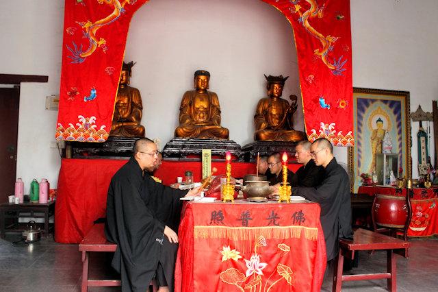 zhenjiang_jin shan temple complex_2