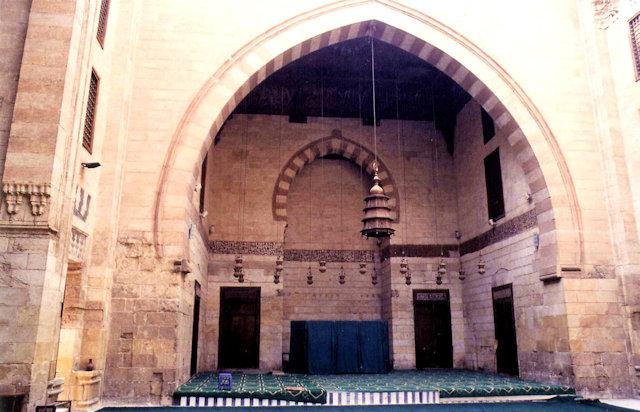al-ashraf barsbey mosque_2