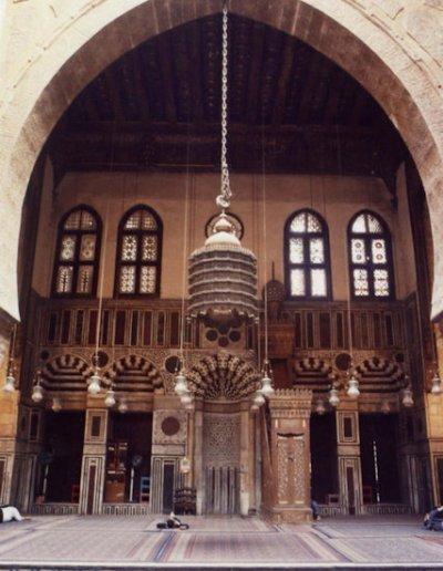 al-ghouri mosque
