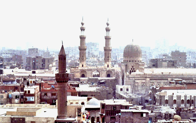 al-ghouri mosque_view from minaret