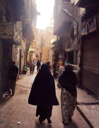 al-ghouriyya street scene