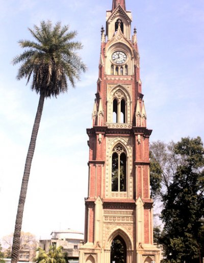 aligarh_harrison clocktower