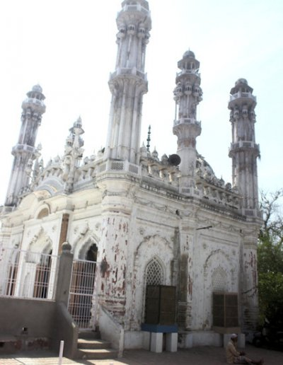 aligarh_muslim university_anona house mosque